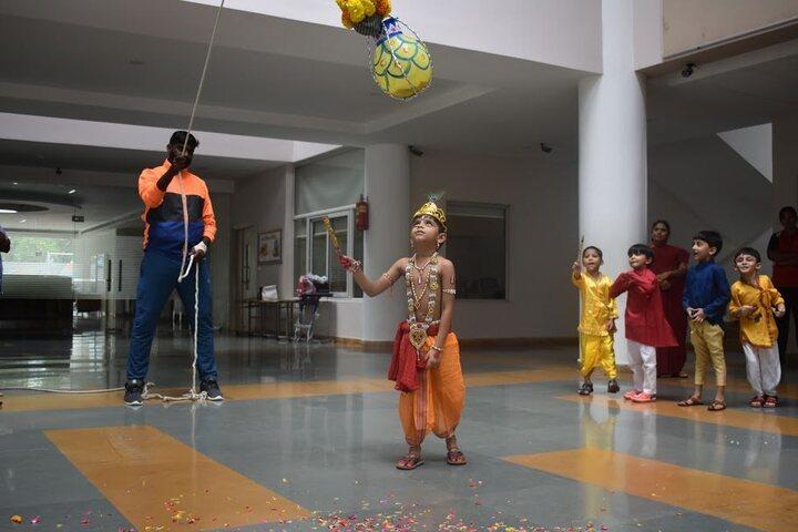 Rockwell International School-Festival Celebration