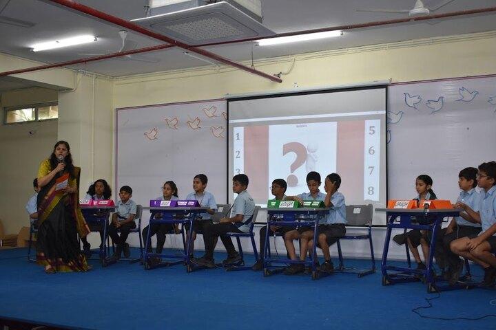 Rockwell International School-Quiz Competition
