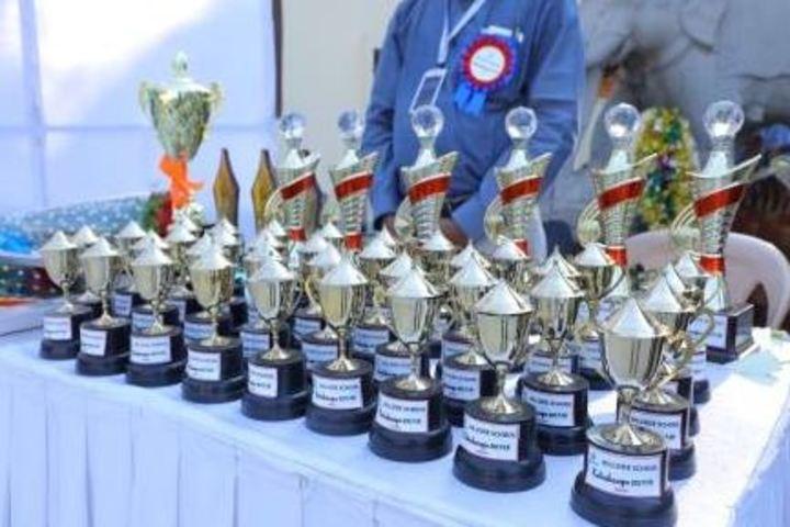 Roots Montessori School-Awards