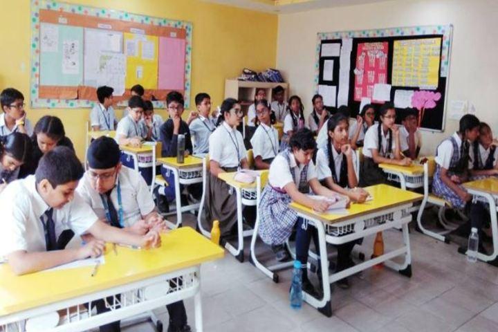 Roots Montessori School-Classroom
