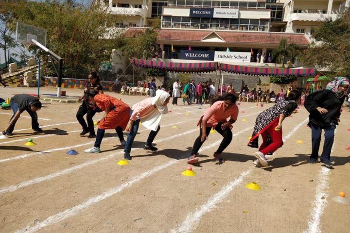 Roots Montessori School-Games