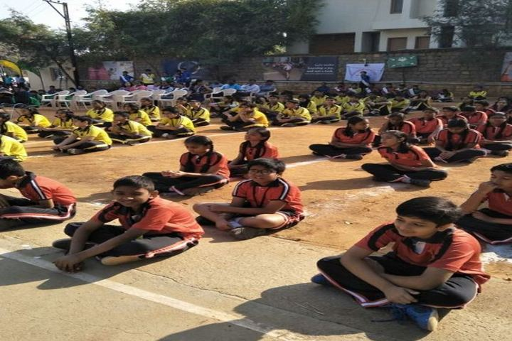 Roots Montessori School-Students