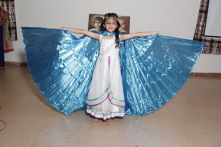 Sadhu Vaswani International School-Fancy Dress Competition