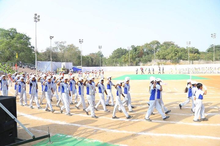 Sage International School-Field Day Celebrations