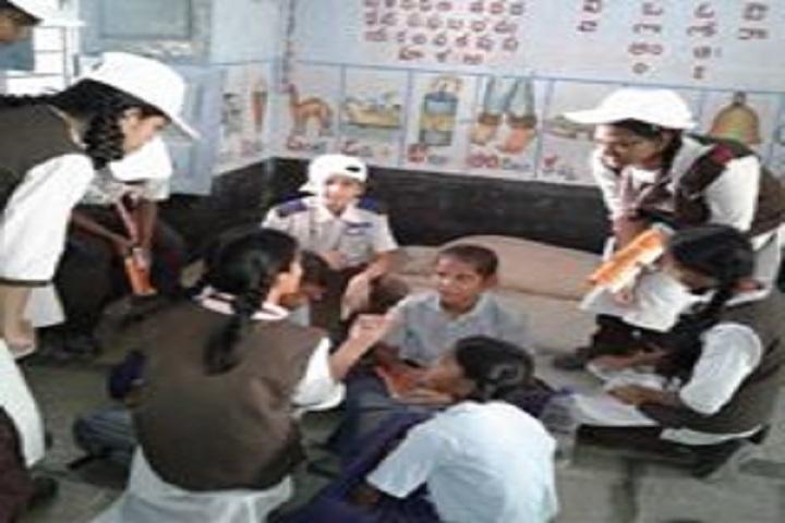 Sage International School-Literacy Day