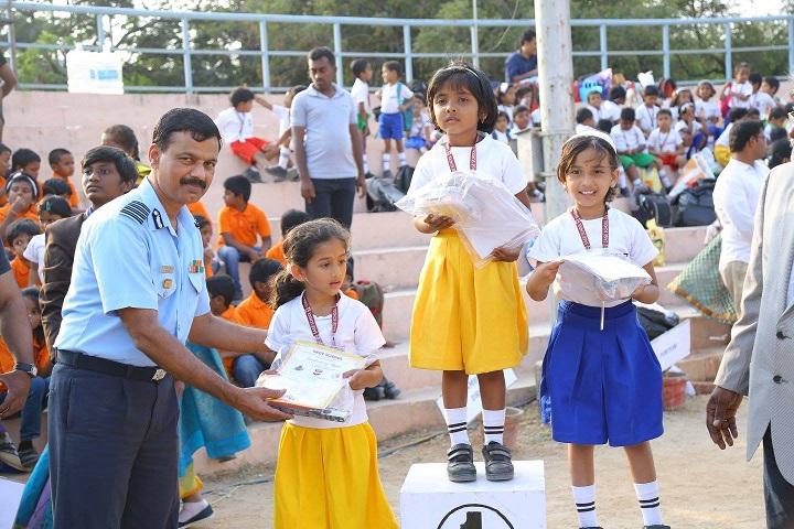 Sage International School-Prize Distribution