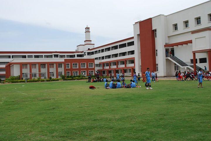 Samashti International School-Playground