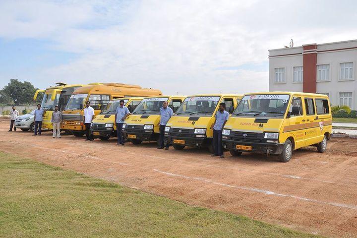 Samashti International School-Transport