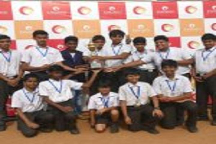 Samashti International School-Inter-School Sports Meet