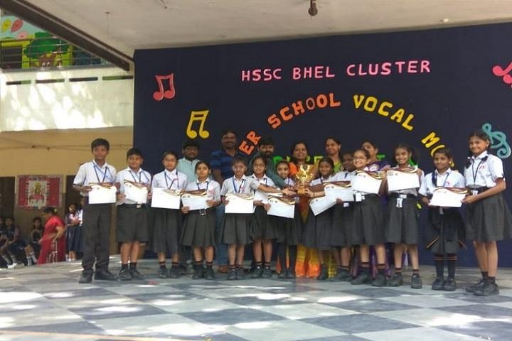 Samashti International School-Singing Competition