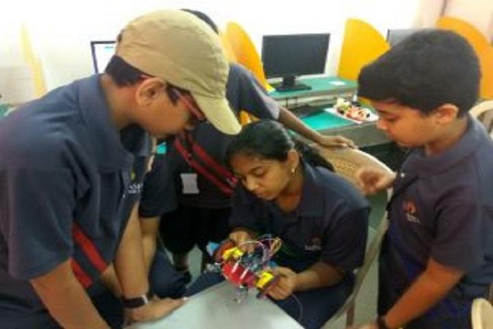 Samashti International School-Tech Radiance