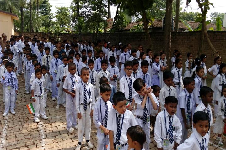 Resonance International School-Assembly