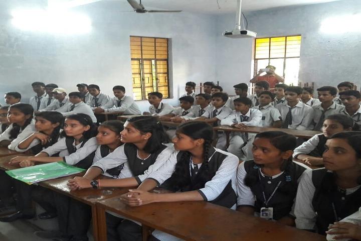 Resonance International School-Class Room