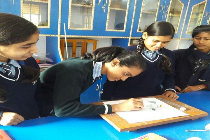 Resonance International School-Labs