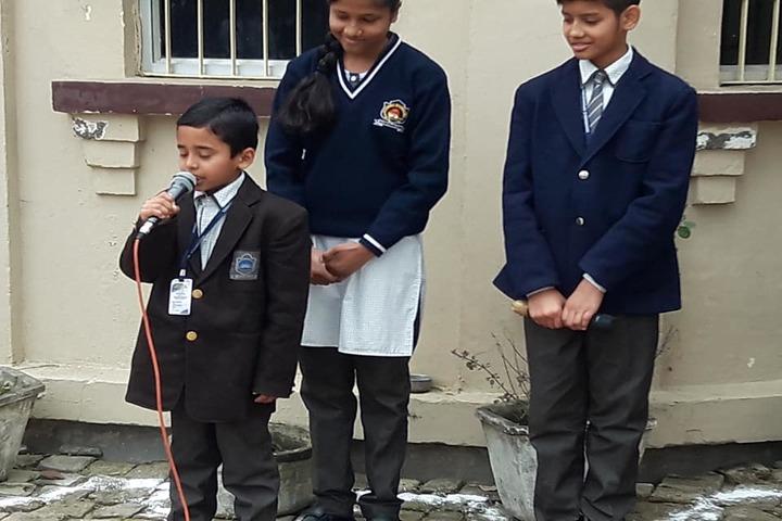Resonance International School-Singing