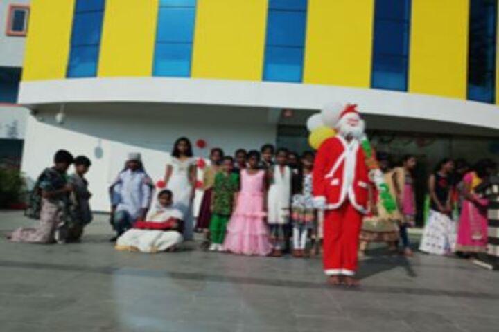 Sankalp School-Christmas Celebration