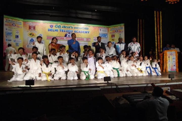 Sankalp School-Karate Team