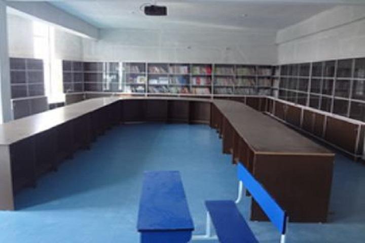 Sankalp School-Libary