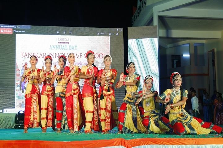 Sanskar Innovative School-Annual  Day