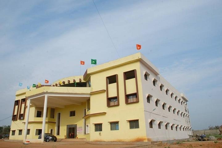 Sanskar Innovative School-Campus