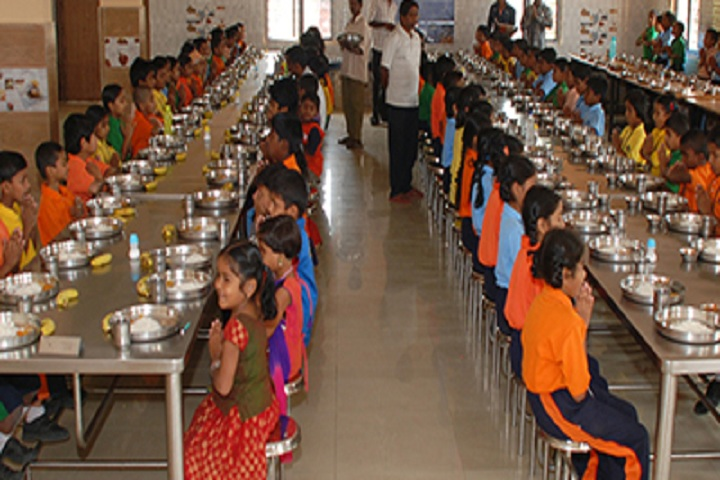 Sanskar Innovative School-Dining Together