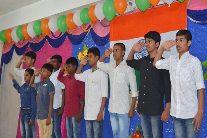 Sanskar Innovative School-Republic Day