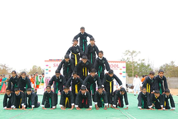 Sanskar Innovative School-Sports Day
