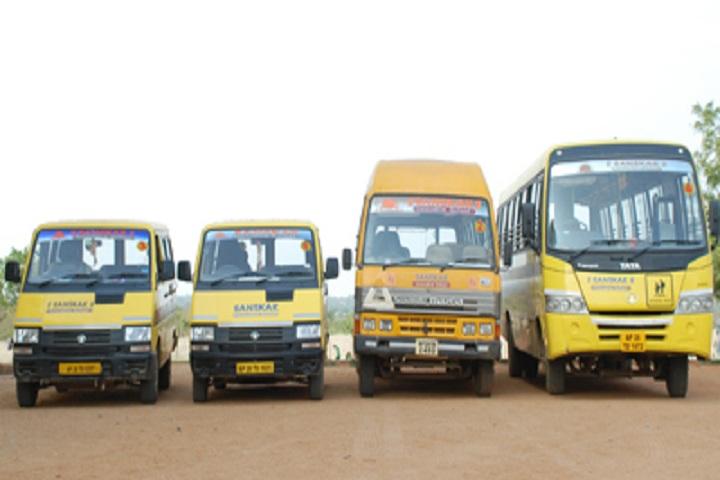 Sanskar Innovative School-Transportation