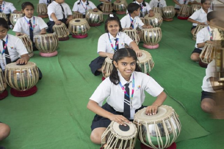 Sanskriti School-Music