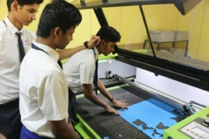 Sanskriti School-Eco and Garments Industry