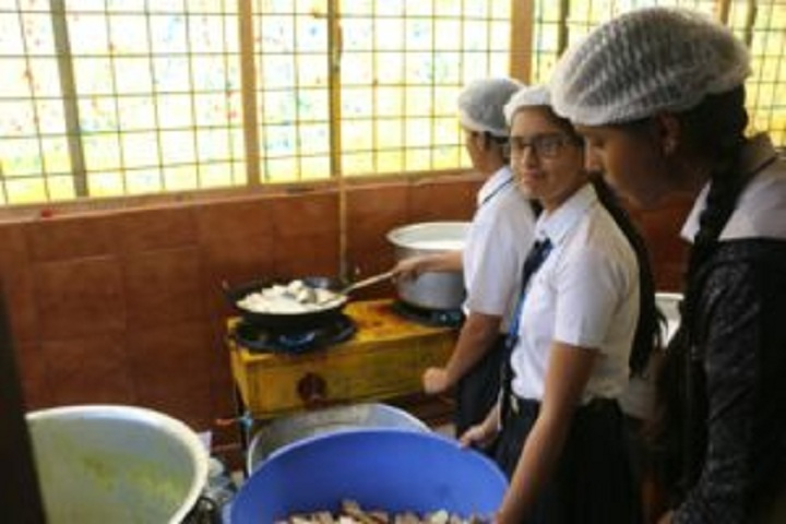 Sanskriti School-Food and Bakery Industry