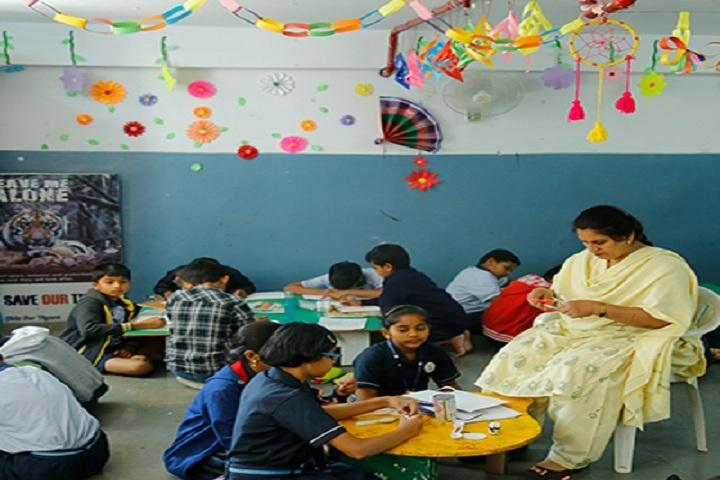 Sanskriti The School-Art