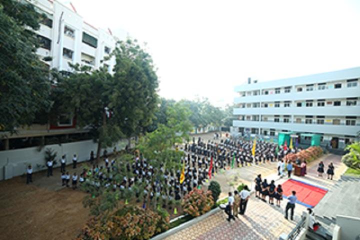 Sanskriti The School-Campus
