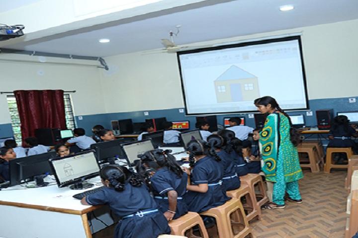 Sanskriti The School-Computer Lab