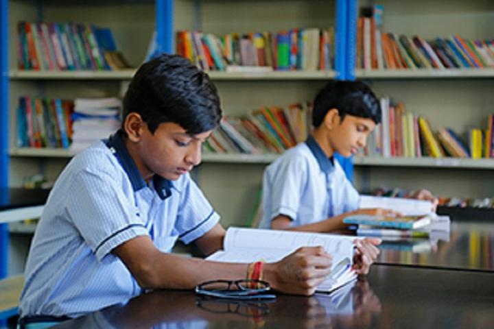Sanskriti The School-Library