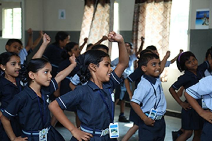 Sanskriti The School-School Club