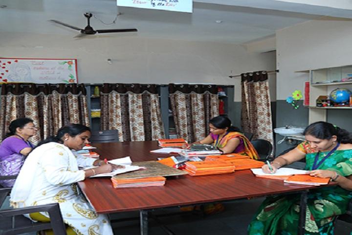 Sanskriti The School-Staff Room