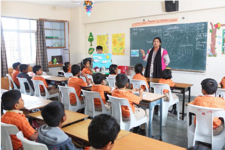 Scholars Academy-Class Room