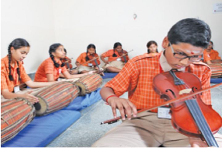 Scholars Academy-Music Class