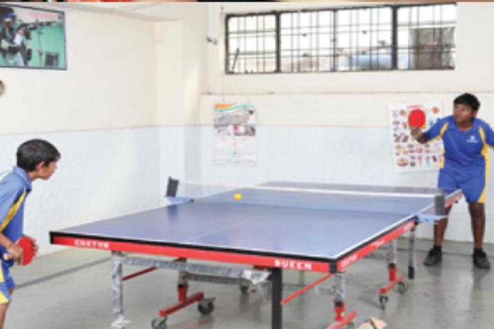 Scholars Academy-Table Tennis