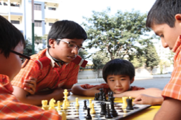 Scholars International School-Indoor Game chess