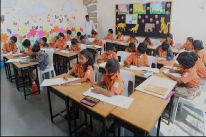 Scholars International School-Classroom