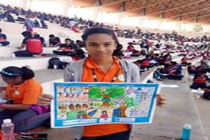 Sentia The Global School-Drawing Competition