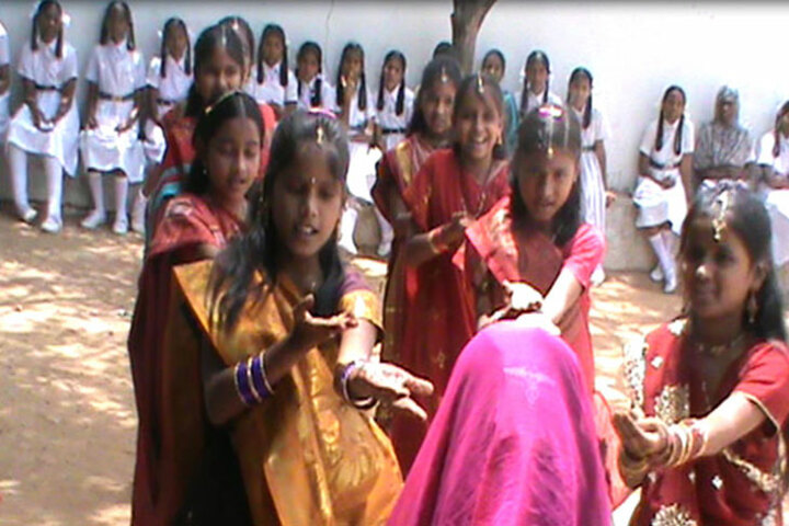 Shivaji Vidya Peeth High School-Dance
