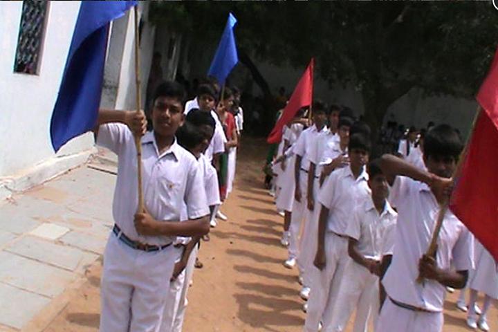 Shivaji Vidya Peeth High School-Investiture Ceremony