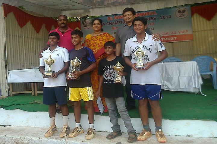 Shivaji Vidya Peeth High School-Sports Day Winners