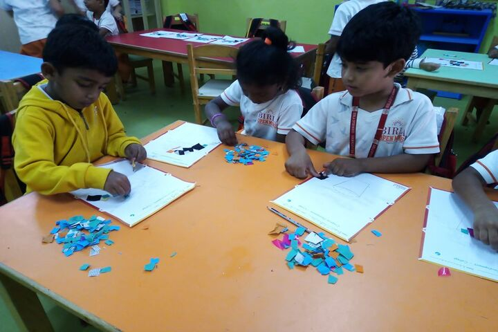 Shloka A Birla School-Classroom Activity