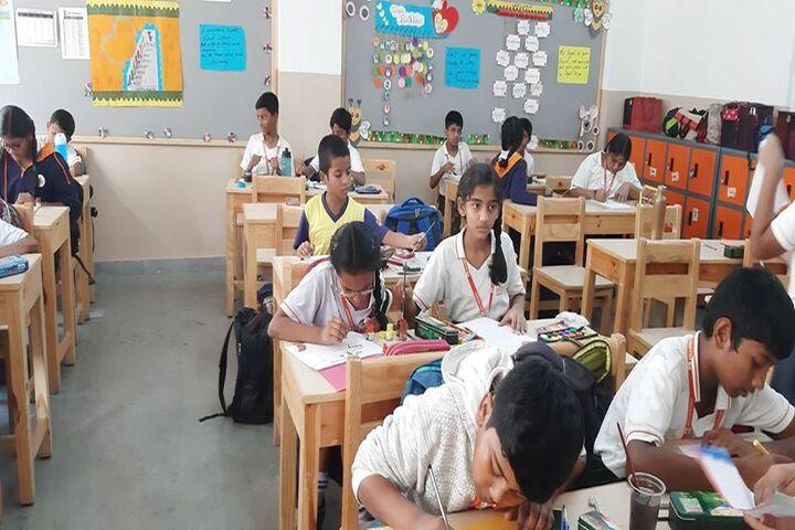 Shloka A Birla School-Classroom