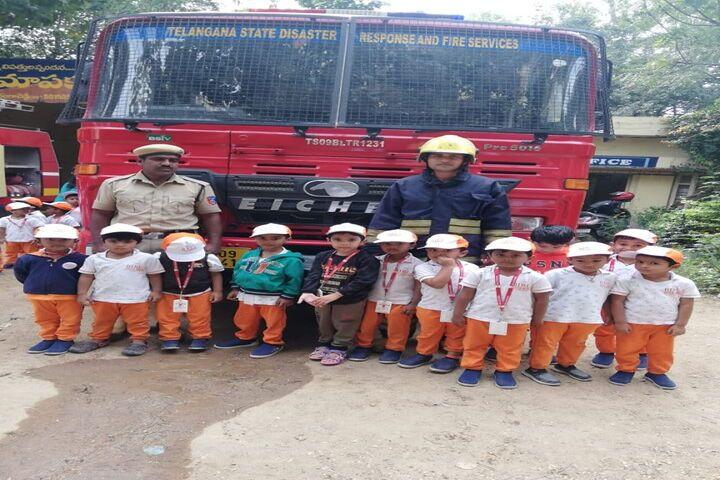 Shloka A Birla School-Field Trip