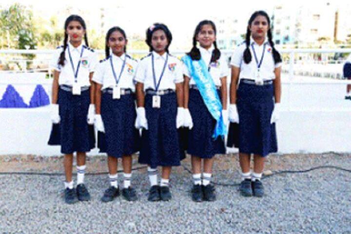 Shloka A Birla School-Investiture Ceremony